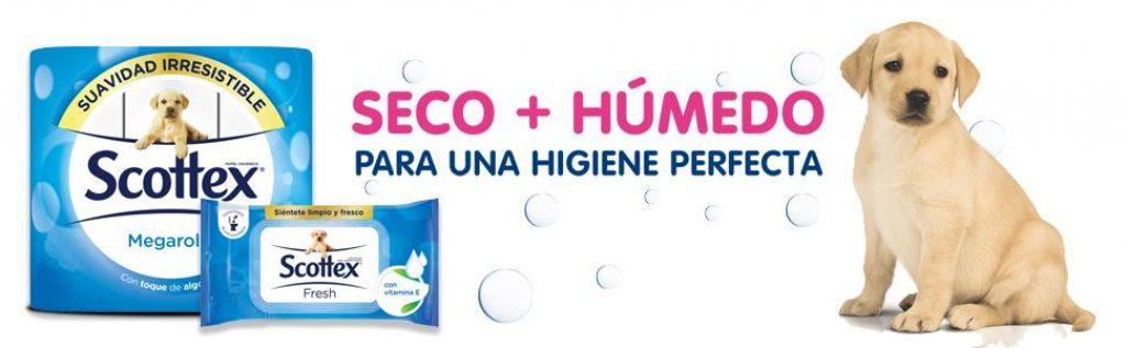 Papel Higienico cottex