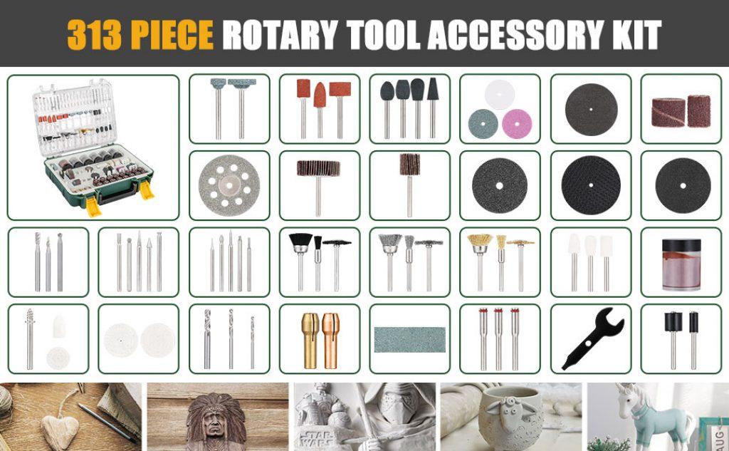 Kit de Accesorios