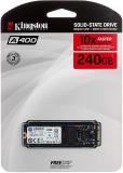 Disco Duro SSD M.2 Kingston A400 SSD SA400M8/240G