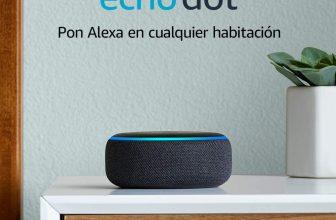 Echo Dot de (3.ª generación) Altavoz inteligente con Alexa