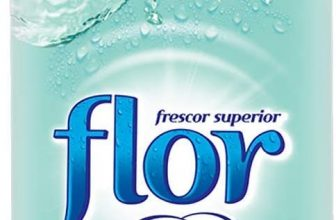 Flor Nenuco Suavizante para la ropa Concentrado Hipoalergénico – 50 Lavados