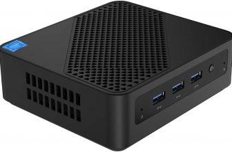 Mini PC MINISFORUM 8GB de RAM Actualizable (hasta 3.1Ghz)