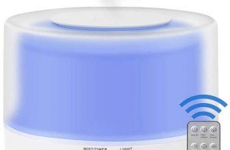 OWSOO 500ml Humidificador Aceites Esenciales