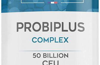 Probiótico 60 cápsulas para mejorar nuestro sistema inmunológico y digestivo