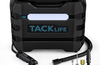 Tacklife ACP1B, Inflador eléctrico