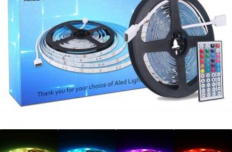 Tiras LED ALED LIGHT 5050 RGB 5m de Longitud 150